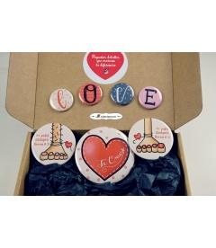 """LOVE-BOX"" CHAPAS CON AMOR"