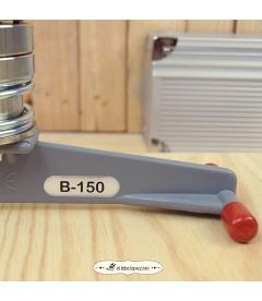 KIT PARA HACER CHAPAS B-150 de Ø 38 mm