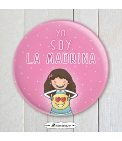 "CHAPA ""LA MADRINA"""