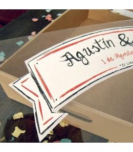 Caja de Cartón Personalizada para Chapas