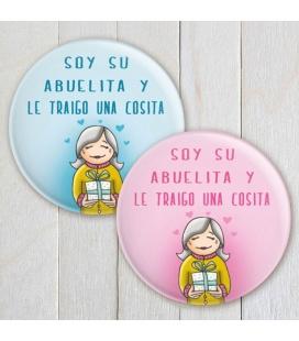 """CHAPA """"LA ABUELA"""""""