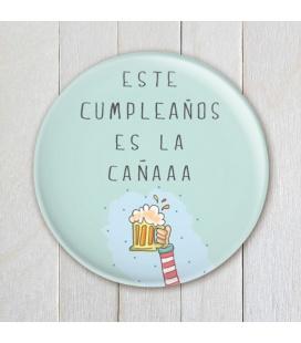 """CHAPA """"LA CAÑA"""" (cumpleaños)"""