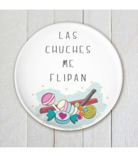 """CHAPA """"CHUCHES"""" (cumpleaños)"""