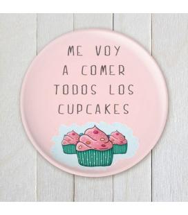 "CHAPA ""CUPCAKES"" (cumpleaños)"