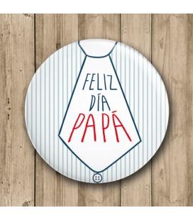 """CHAPA """"DÍA DEL PADRE"""" (Corbata)"""