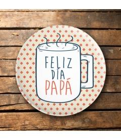 """CHAPA """"DÍA DEL PADRE"""" (Taza)"""