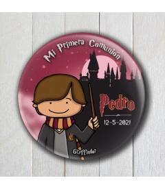 """CHAPA COMUNIÓN """"GRYFFINDOR"""" Harry Potter"""