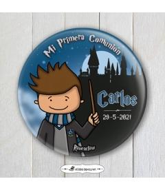 "CHAPA COMUNIÓN ""RAVENCLAW"" Harry Potter"