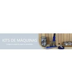 Kits Máquinas de Chapas