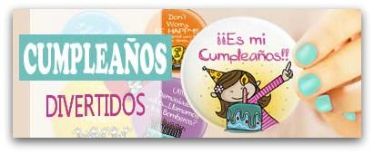 Chapas Personalizadas para Cumpleaños